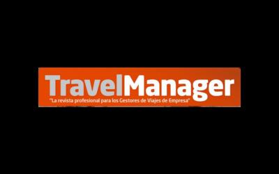 Nueva aparición de Tickelia en la sección de Actualidad de la Revista Travel Manager