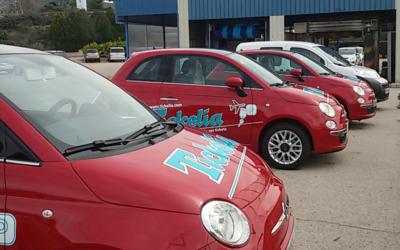 Tickelia amplia su flota de vehículos con tres nuevos modelos