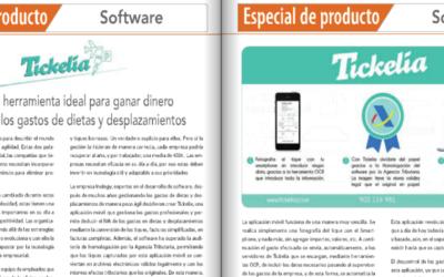 Reportaje de Tickelia en la revista online y en papel de TAI – Price Book del mes de noviembre