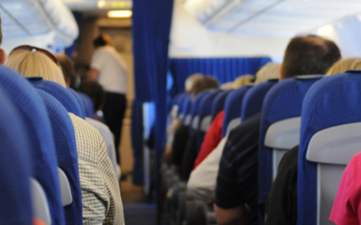 ¿Cómo elegir el asiento perfecto en un avión?