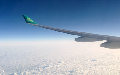 Las 4 tecnologías que revolucionarán los viajes en avión