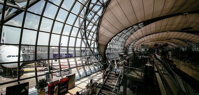 La tecnología como mejora en la experiencia en el aeropuerto