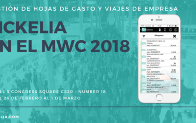Tickelia asiste al Mobile World Congress 2018