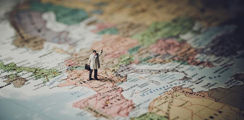 Los viajeros profesionales europeos son los que se preocupan menos por la seguridad y la prevención
