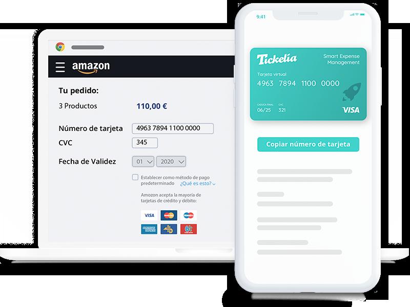 Pagos online Tickelia