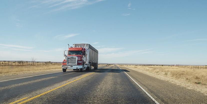 El crecimiento del sector del transporte de mercancías a pesar de la pandemia