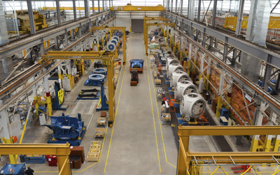 Así es cómo las empresas manufactureras optimizan sus gastos de empresa